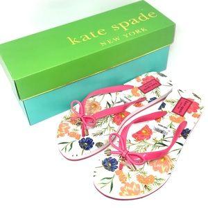 NWT Kate Spade New York 'Nova' Flip Flop in Pink